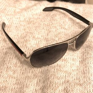 Authentic Prada Sunglasses(PRADA LINEA ROSSA)